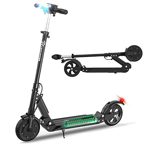 EverCross Electric Scooter, Electric Scooter for Adults with 350W Motor, Up to 20MPH & 22 Miles, Electric...