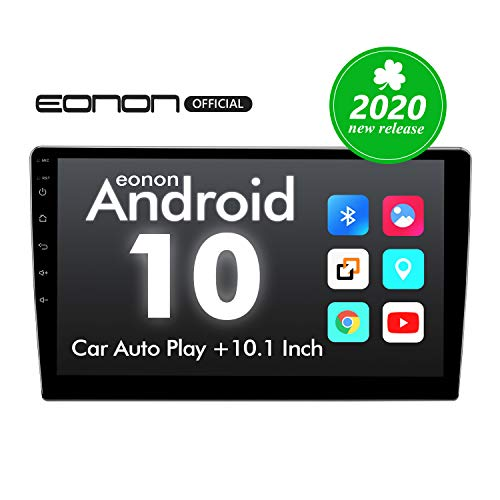 2020 Double Din Car Stereo,Android 10 Radio with Bluetooth 5.0, Eonon 10.1 Inch Car Radio Android Head Unit...