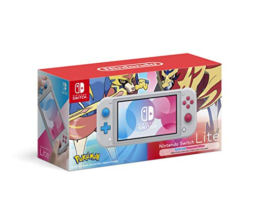 Nintendo Switch Lite - Zacian and Zamazenta Edition