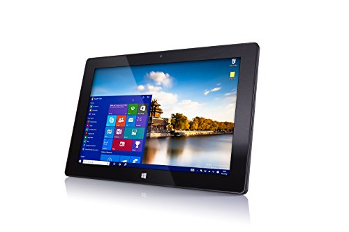 10' Windows 10 Fusion5 Ultra Slim Windows Tablet PC- (4GB RAM, USB 3.0, Intel, 5MP and 2MP Cameras, Windows 10...