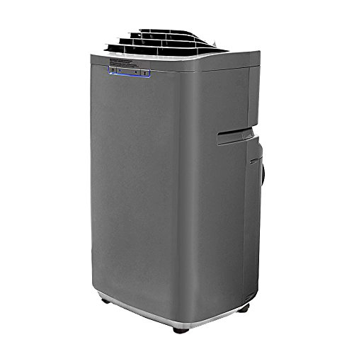 Whynter ARC-131GD 13,000 BTU Dual Hose Portable Air Conditioner, Dehumidifier, Fan with Activated Carbon...