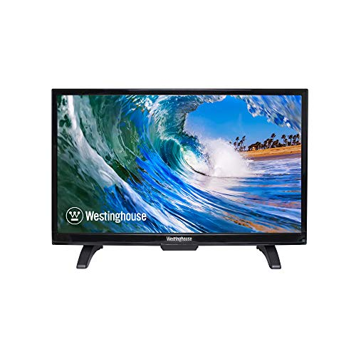 Westinghouse 19' HD LED TV for Dorm Room, Kitchen or Office (Renewed)
