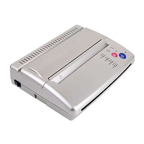 Tattoo Stencil Machine BMX Tattoo Transfer Machine Maker Thermal Copier Stencil Printer for tattooing with...
