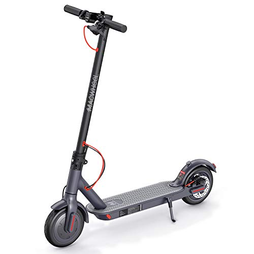 Electric Scooter, Powerful 350W Motor, 18.6 Miles Long-Range 270Wh 36V/7.5Ah Battery, Up to 15.6 MPH, 8.5'...