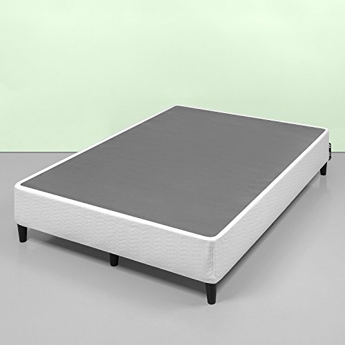 Zinus Keenan 14 Inch Free Standing Smart Box Spring / Mattress Foundation / With 9 Support Legs / Strong Steel...