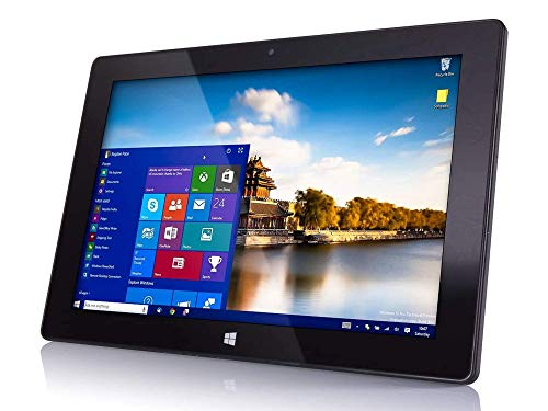 10' Windows 10 Fusion5 FWIN232 Plus S1 Ultra Slim Windows Tablet PC - (4GB RAM, USB 3.0, Micro HDMI, Intel...