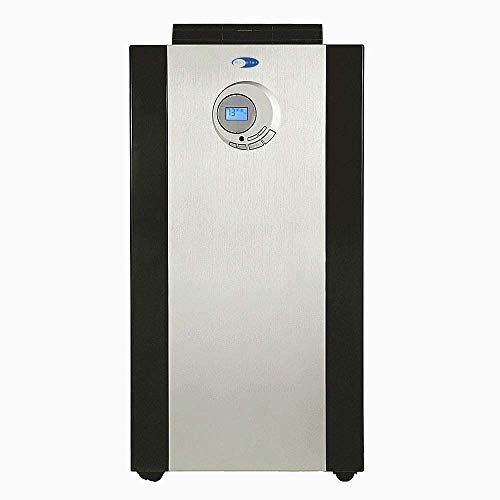 Whynter ARC-143MX 14,000 BTU Dual Hose 3-in-1 Portable Air Conditioner with 3M Filter and Storage Bag, Up to...