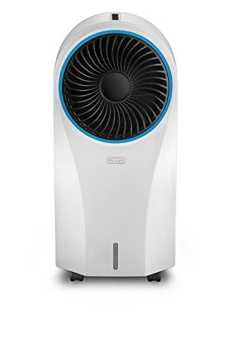 DeLonghi America Portable Evaporative Cooler, White