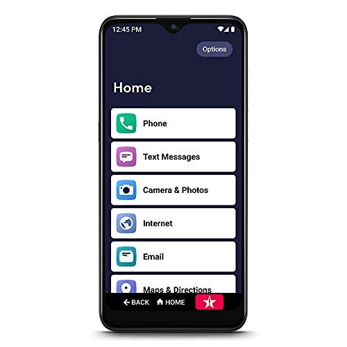 Jitterbug Smart3 Smartphone for Seniors