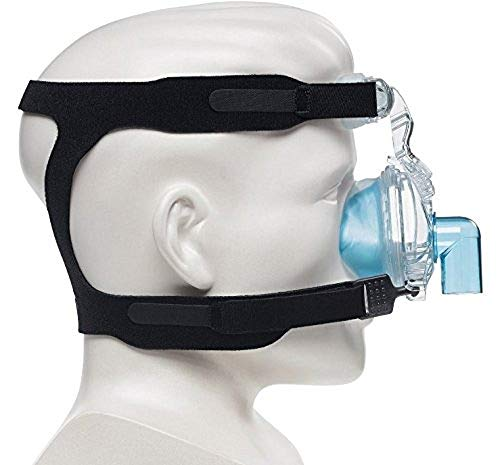 Maximum Comfort CPAP Headgear Universal Replacement Strap for Masks 4-Point Connection Works for Most All...