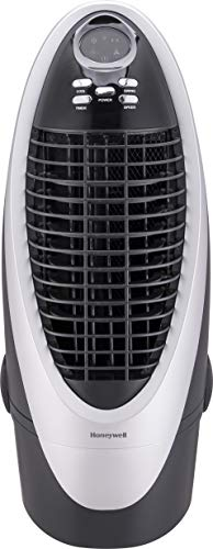 Honeywell Fan & Humidifier with Detachable Tank, Carbon Dust Filter & Remote Control, CS10XE Indoor Portable...