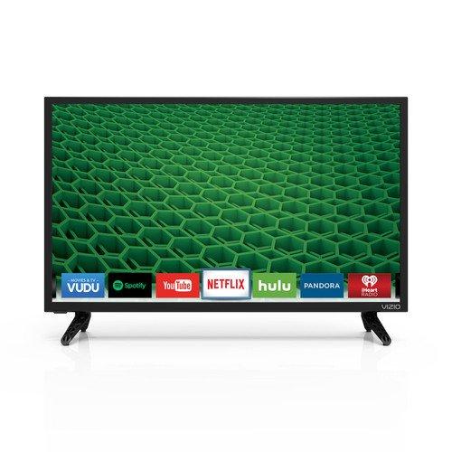 VIZIO D24-D1 D-Series 24' Class LED Smart TV (Black)
