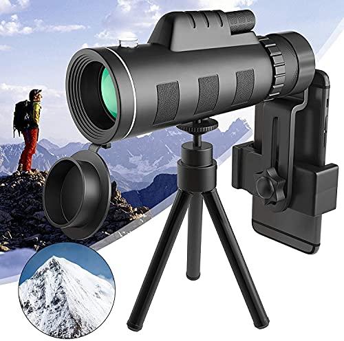 Topmeg Monocular Telescope, 40X60 HD Monocular Telescope Night Vision Waterproof Telescope Monocular for...