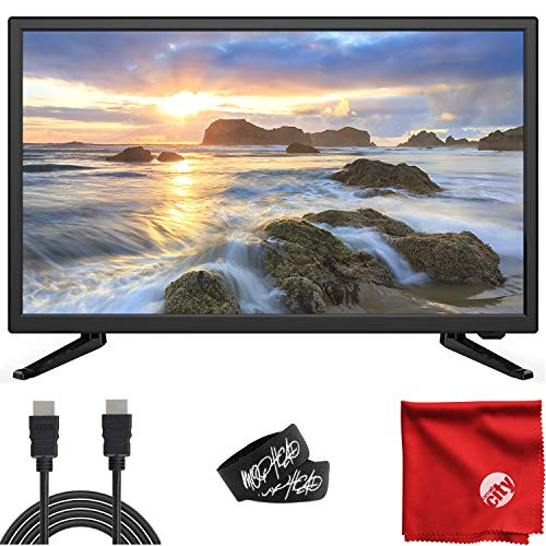Sansui 24-Inch 720p HD LED Smart TV (S24P28DN) with Built-in HDMI, USB, High Resolution, Digital Noise...