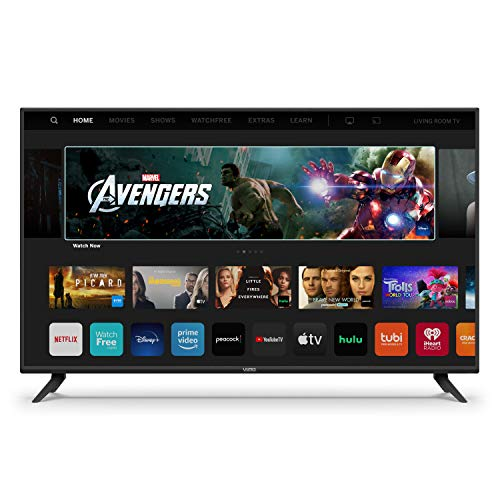 VIZIO 40-Inch V-Series 4K UHD LED HDR Smart TV with Apple AirPlay and Chromecast Built-in, Dolby Vision,...