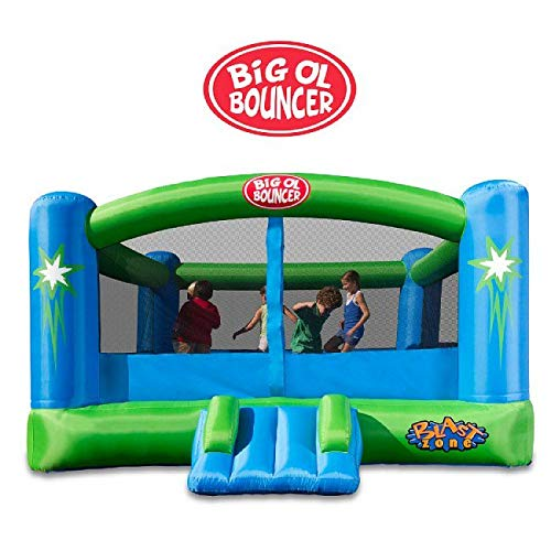 Blast Zone Big Ol Bouncer - Inflatable Bounce House with Blower - Huge - Premium Quality - Great For Events -...