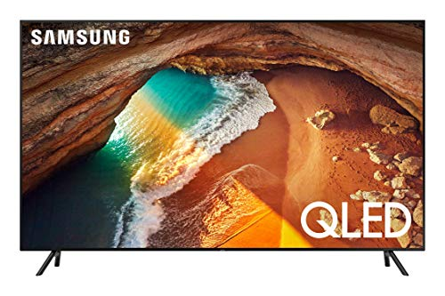 Samsung QN82Q60RAFXZA Flat 82-Inch QLED 4K Q60 Series (2019) Ultra HD Smart TV with HDR and Alexa...
