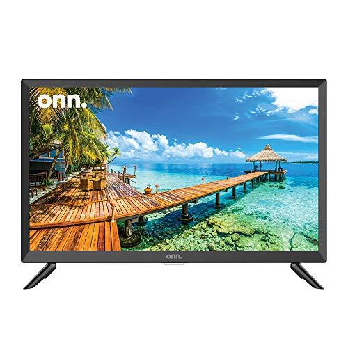 onn. 24' Class 720p High Definition LED TV (Renewed)