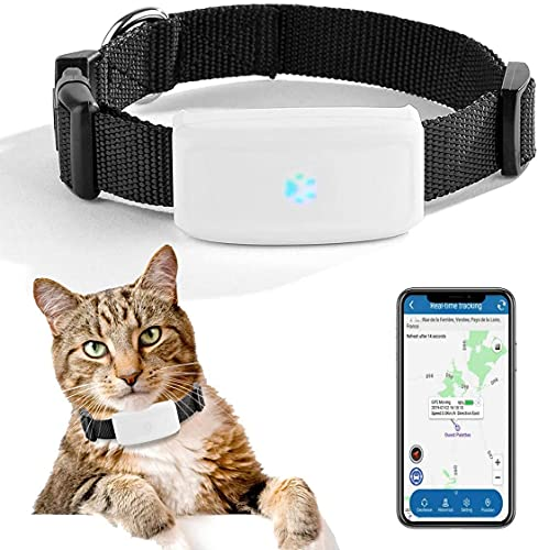 ZEERKEER Pet GPS Tracker Dog GPS Tracker and Pet Finder Waterproof Activity Monitor Tracking Device for Dogs,...