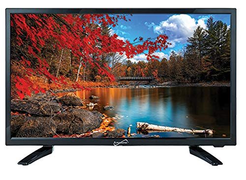 Supersonic 19' Class LED HDTV with USB and HDMI Inputs