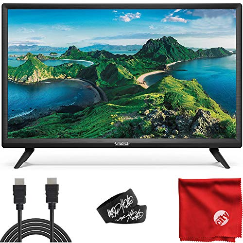VIZIO D-Series 24-Inch Class 1080p Full HD LED Smart TV (D24F-G1) with Built-in HDMI, USB, SmartCast, Voice...