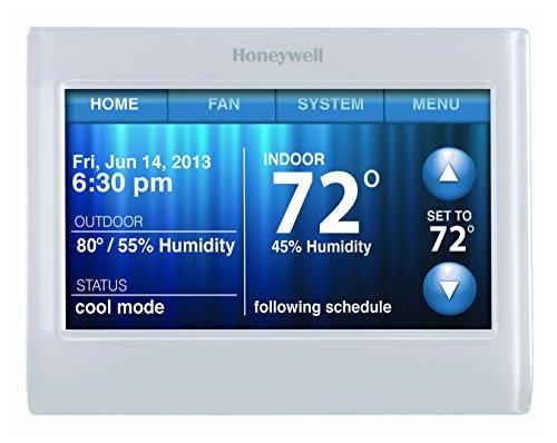 Wireless WiFi Thermostat,7 Programmable