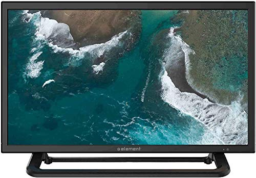 Elements ELEFW195R 19 inch 720p 60Hz LED HD TV (Renewed)
