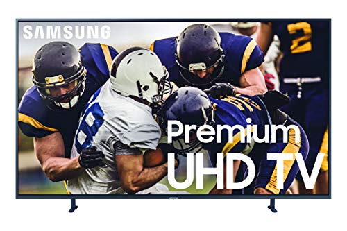 Samsung UN82RU8000FXZA Flat 82-Inch 4K 8 Series Ultra HD Smart TV with HDR and Alexa Compatibility (2019...