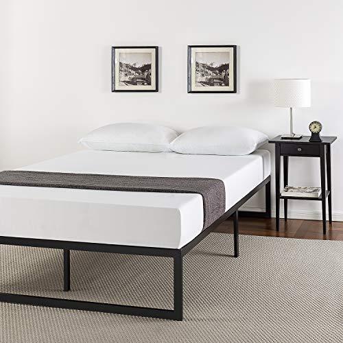 Zinus Abel 14 Inch Metal Platform Bed Frame / Mattress Foundation / No Box Spring Needed / Steel Slat Support...