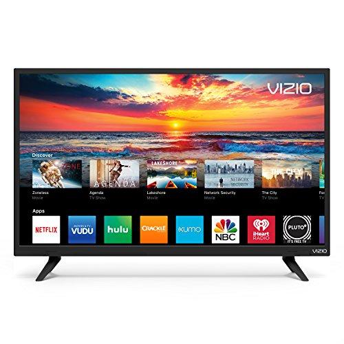 "VIZIO D-Series 24"" Class LED HDTV Smart TV - D24f-G9"