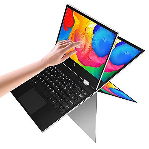 Jumper 11.6 inch Touchscreen Laptop 6GB RAM, 128GB eMMC 360 Degree Convertible Tablet PC Windows 10 Ultrabook...
