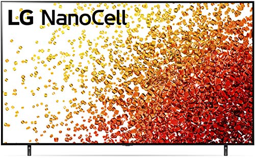 LG 86NANO90UPA Alexa Built-In NanoCell 90 Series 86' 4K Smart UHD NanoCell TV (2021)