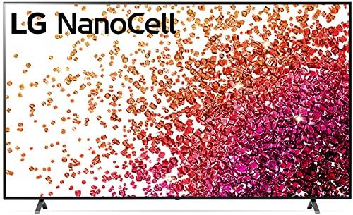 LG LED Smart TV 86' Slim Real 4k UHD NanoCell TV, 120Hz Refresh Rate, Sports Alert, Director Settings, Gaming...
