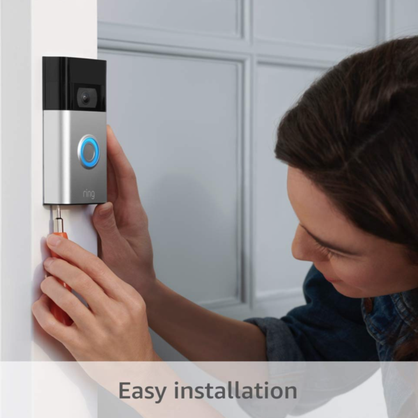 Installing Ring Without Existing Doorbell 2