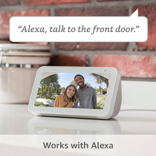 wireless ring doorbell with chime